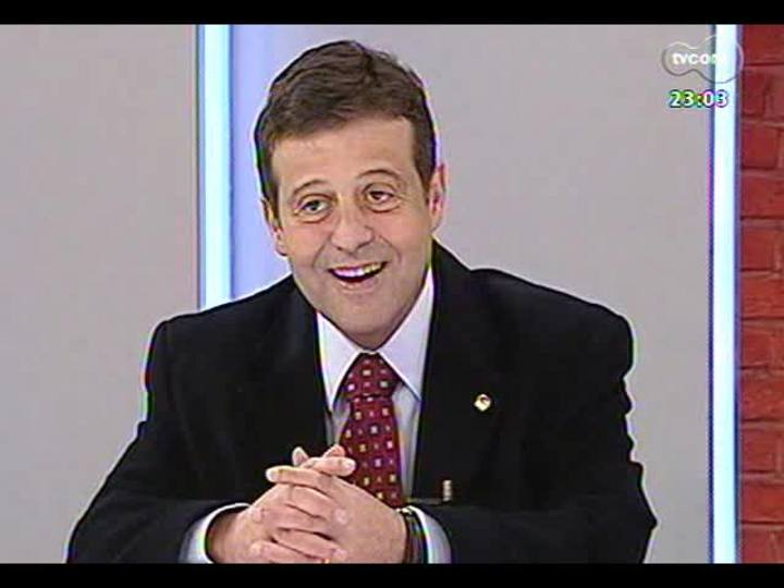 Mãos e Mentes - Deputado federal e ex-ministro da Agricultura, Mendes Ribeiro Filho - Bloco 1 - 22/09/2013