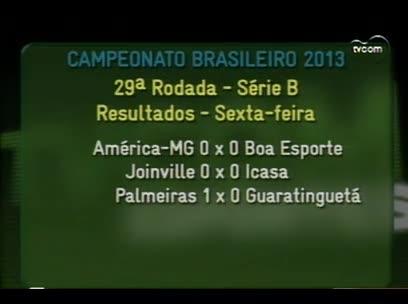 Bate Bola – Vitória do Figueirense x São Caetano - 2º bloco – 13/10/2013