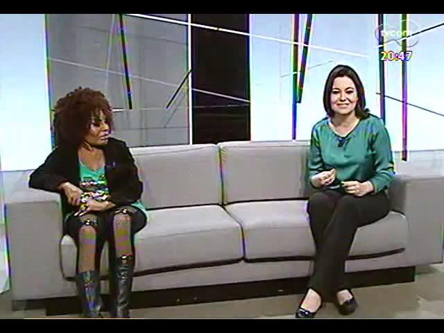 TVCOM Tudo Mais - Entrevista com Elza Soares - parte 1