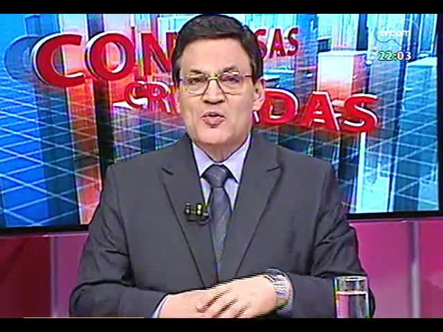 Conversas Cruzadas - O caos que Porto Alegre viveu ontem é reflexo apenas da forte chuva? - Bloco 1 - 11/11/2013