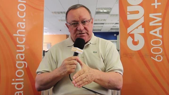 """Pedro Ernesto Denardin: \""""Estamos colocando nossos clubes em crise!\"""" 28/11/2013"""