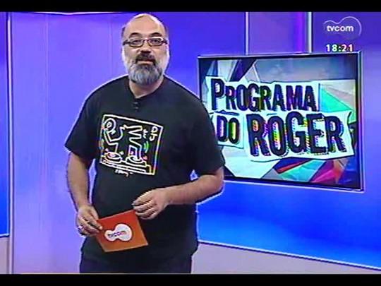 Programa do Roger - Trailer do novo filme do Homem Aranha e mais um pouco do som da Nacional Riviera - Bloco 4 - 09/12/2013