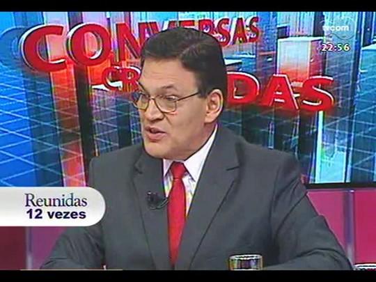 Conversas Cruzadas - Como reduzir a burocracia no serviço público? - Bloco 3 - 12/12/2013