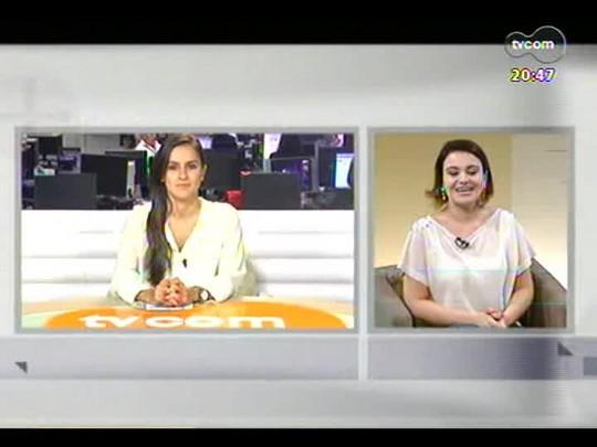 TVCOM Tudo Mais - Fernanda Pandolfi dá sugestão de programa pro final de semana