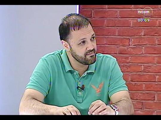 Mãos e Mentes - Delegado responsável pelo inquérito no caso da Boate Kiss, Marcelo Arigony - Bloco 4 - 17/12/2013