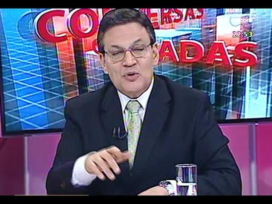Conversas Cruzadas - Por que a taxa de juros no Brasil é tão maior do que a de outros países da América Latina? - Bloco 4 - 22/01/2014