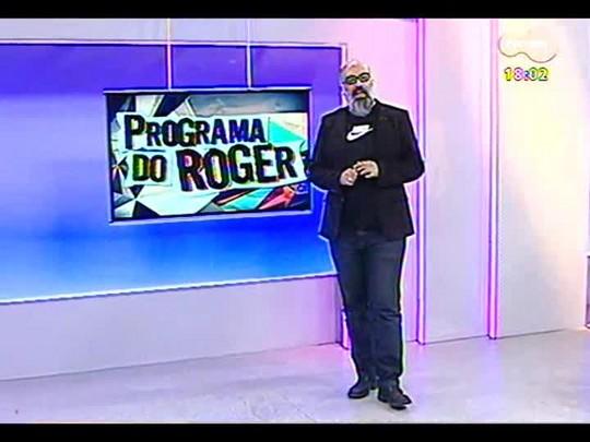 Programa do Roger - Teaser filme \'300:Ascenção do Império\', \'Até o Fim\', \'Walt nos Bastidores de Mary Poppins\' - Bloco 2 - 07/03/2014
