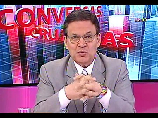 Conversas Cruzadas - Debate sobre ao grande número de homicídios dolosos no Brasil comparados ao mundo - Bloco 1 - 11/04/2014