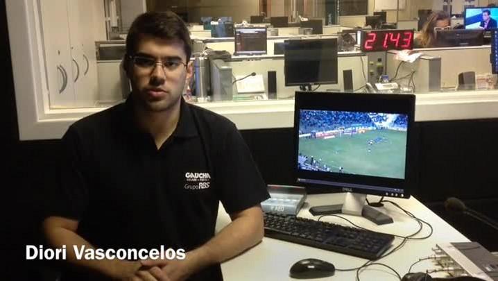 Gol do Palmeiras foi mal anulado - 01/06/2014