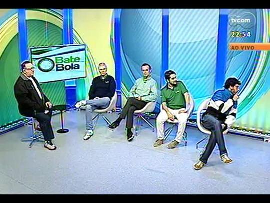 Bate Bola - Os empates da dupla Gre-Nal no Campeonato Brasileiro - Bloco 5 - 01/06/2014