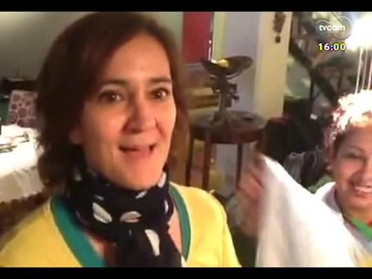 Brasileiros que moram no exterior registram sua torcida na TVCOM