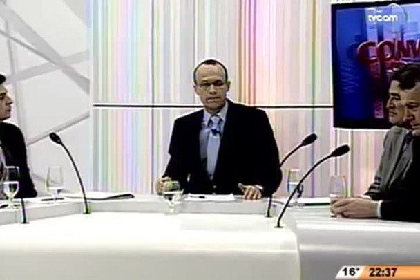 Conversas Cruzadas - O que os novos governos precisam fazer para retomar o crescimento no Brasil e em SC? - 3º Bloco - 10/07/14