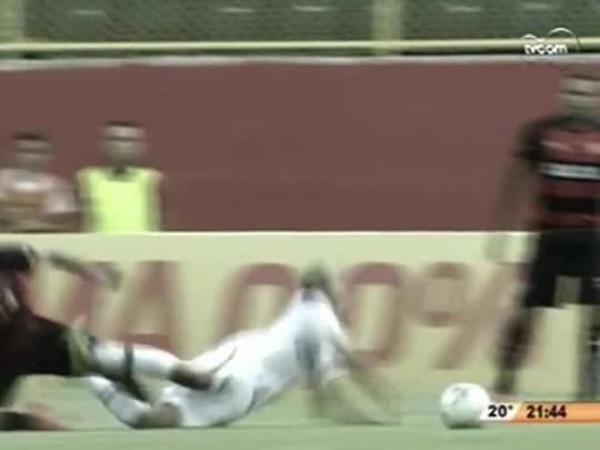 Bate Bola - Figueirense e Atlético Mineiro - 1ºBloco - 17.08.14