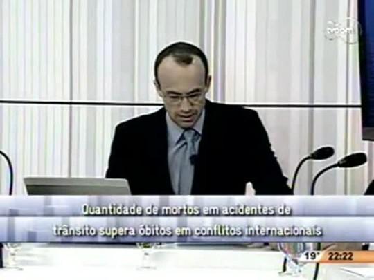 Conversas Cruzadas - Acidentes de Trânsito no Brasil Preocupam - 2ºBloco - 19.08.14