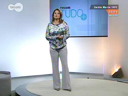 TVCOM Tudo Mais - Congresso discute formas de ensinar as pessoas a prevenir problemas de saúde