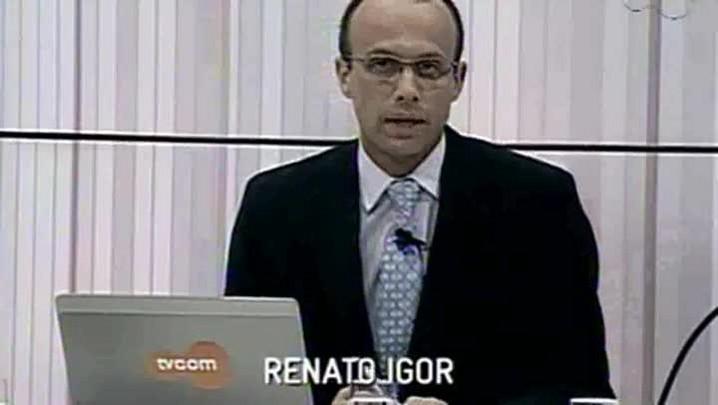 Conversas Cruzadas - Entrevista com Candidato Milton Mendes (PT) - 4ºBloco - 24.09.14