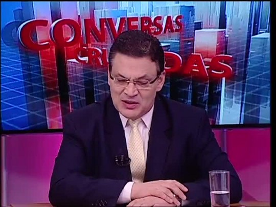 Conversas Cruzadas - O policial militar está inseguro por estar fardado dentro do ônibus? - Bloco 3 - 22/10/2014