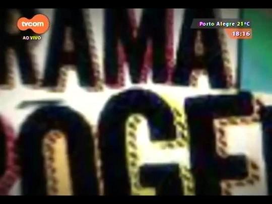 Programa do Roger - Dulce Helfer, Armindo Trevisan e Tabajara Ruas - Bloco 4 - 13/11/2014