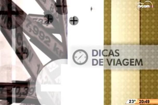 TVCOM Tudo+ - Dicas de Viagem - 19.11.14