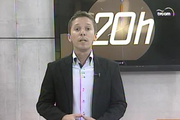 TVCOM 20h - Rodoviária de Florianópolis é o principal destino da maioria dos ônibus que circulam pelo estado - 27.12.14