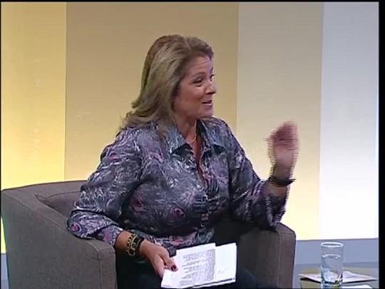TVCOM Tudo Mais - Eleone Prestes fala sobre a Expo Revestir
