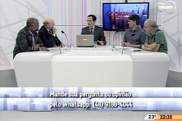 Conversas Cruzadas - Os legados da Inconfidência Mineira - 3º Bloco - 21.04.15