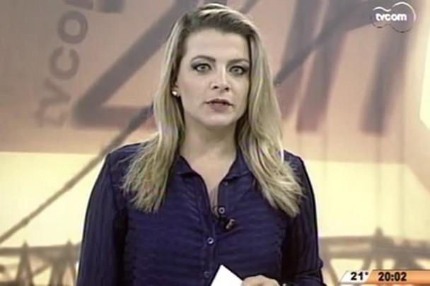 TVCOM 20 Horas - Problema em linha de transmissão deixa três municípios sem luz em SC - 05.06.15