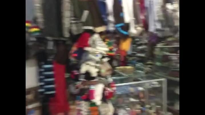 Mercado é atração em Temuco