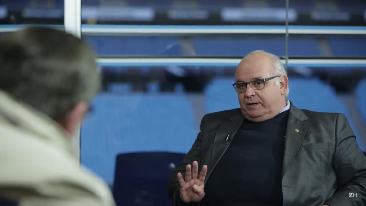 Romildo Bolzan fala sobre reforços e vendas de jogadores no Grêmio