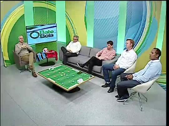 Bate Bola - 13ª rodada do brasileirão - Bloco 5 - 12/07/15