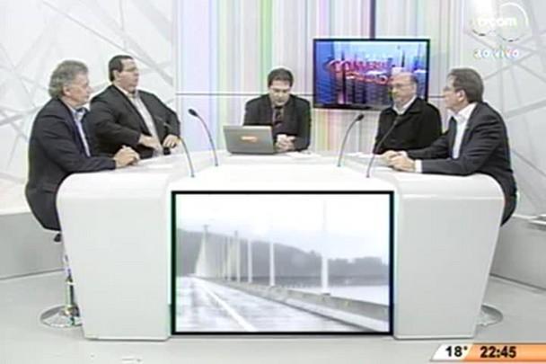Conversas Cruzadas - Ponte Anita Garibaldi: avaliações e expectativas - 3º Bloco - 16.07.15