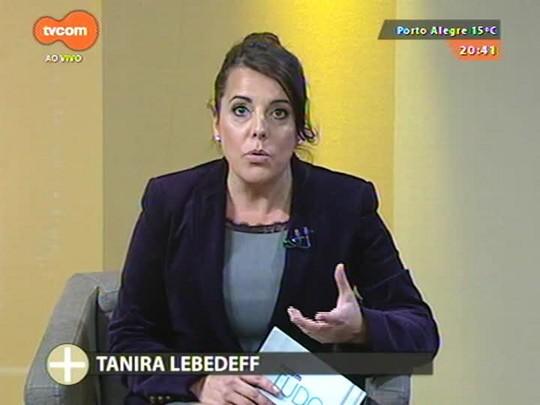 TVCOM Tudo Mais - Associação de Medicina Intensiva Brasileira promove Semana de Prevenção de Infecção em UTI