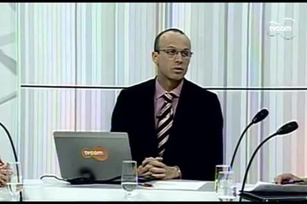 TVCOM Conversas Cruzadas. 4º Bloco.17.09.15