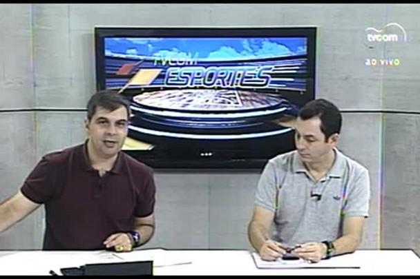 TVCOM Esportes. 4º Bloco. 01.10.15