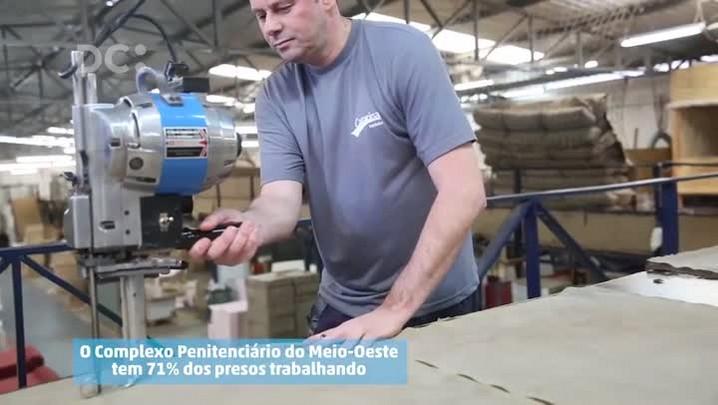 Inauguração de Ala no Complexo Penitenciário da região de Curitibanos permitirá relocação de apenados no Meio-Oeste
