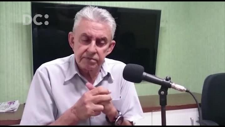 Roberto Alves comenta as negociações do Avaí com atletas.