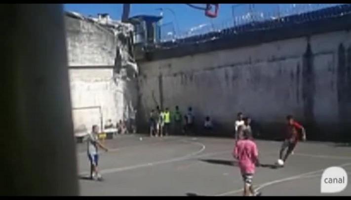 Três detentos fogem da Penitenciária Industrial de Caxias do Sul