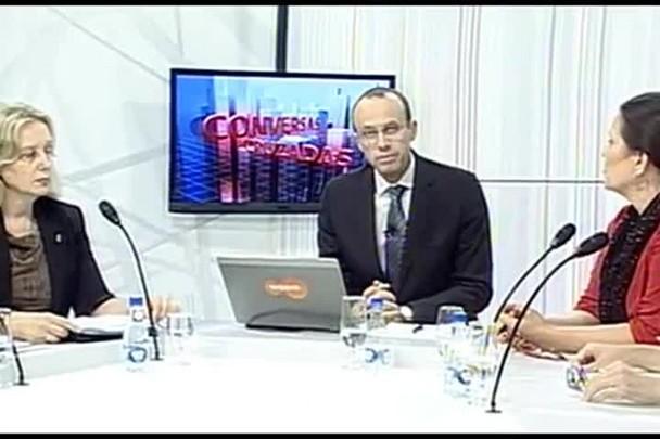 TVCOM Conversas Cruzadas. 2º Bloco. 14.04.16