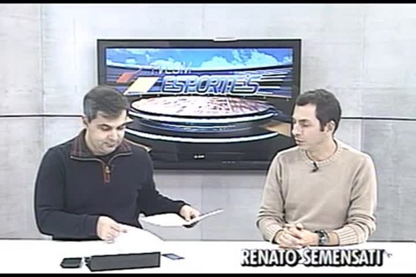 TVCOM Esportes. 1º Bloco. 01.07.16