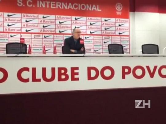 Falcão fala sobre derrota para o Palmeiras