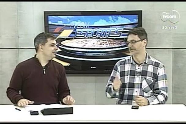 TVCOM Esportes. 1º Bloco. 15.07.16