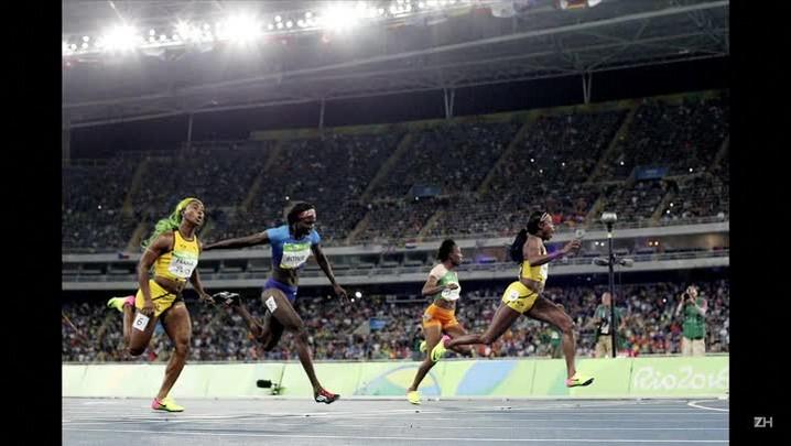 A nova rainha do atletismo
