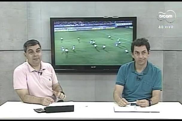 TVCOM Esportes. 4º Bloco. 09.09.16