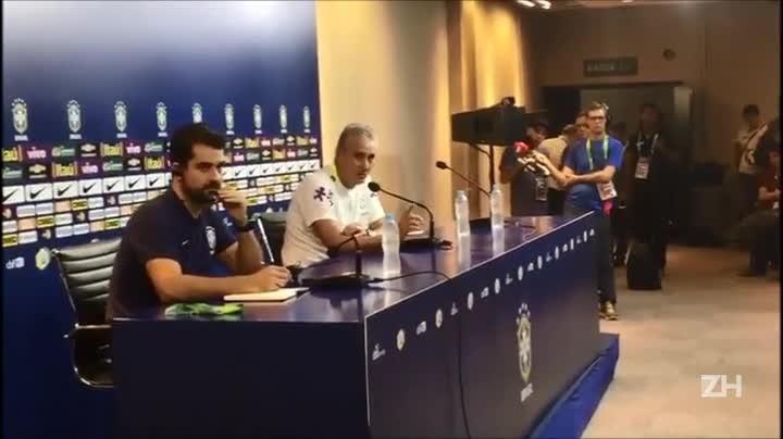 Tite fala sobre os jogadores que podem ser decisivos em Brasil x Argentina