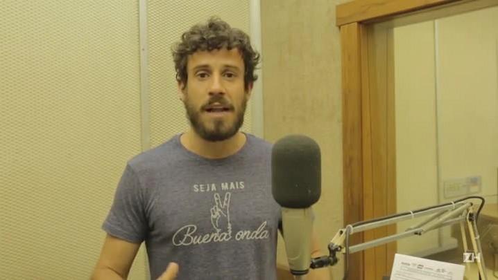 Duda Garbi fala sobre Paulo Sant\'Ana