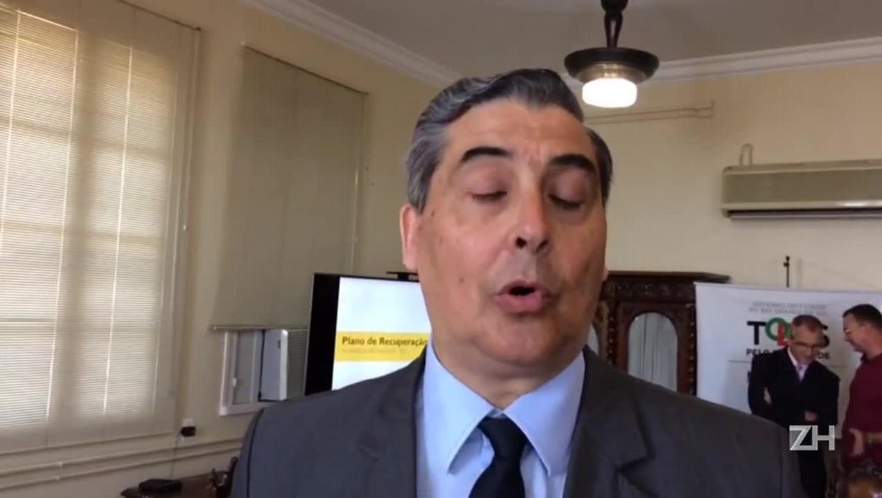 Giovani Feltes fala sobre análise das contas do RS pelo Ministério da Fazenda