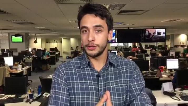 #CentraldeEsportes - Marcos Bertoncello atualiza as informações de Grêmio x Novo Hamburgo