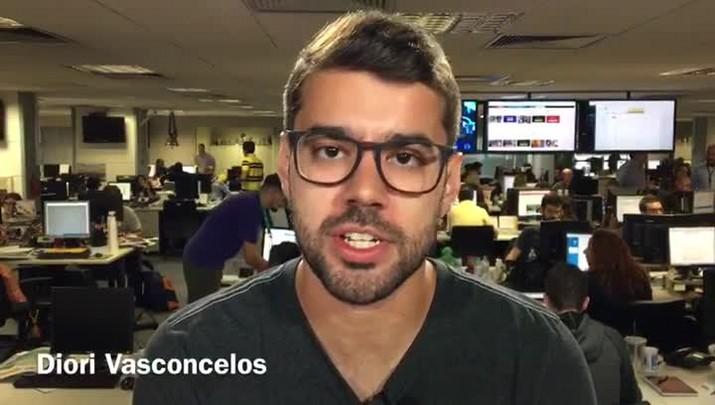 Diori Vasconcelos comenta a arbitragem de Atlético-PR e Grêmio