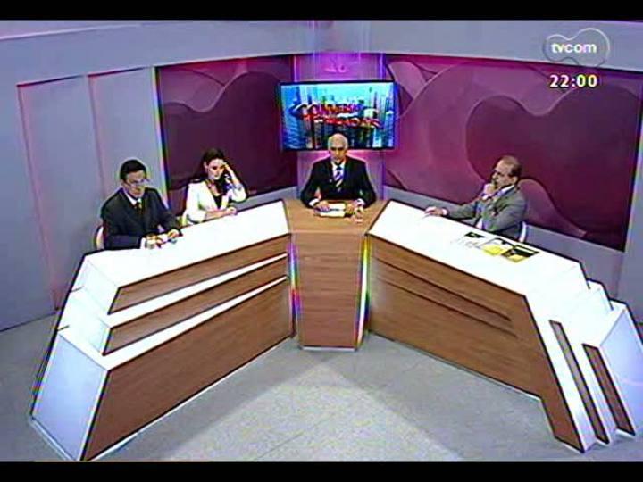 Conversas Cruzadas - Entrevista Tarso Genro: perspectivas para 2013 - Bloco 1 - 27/12/2012