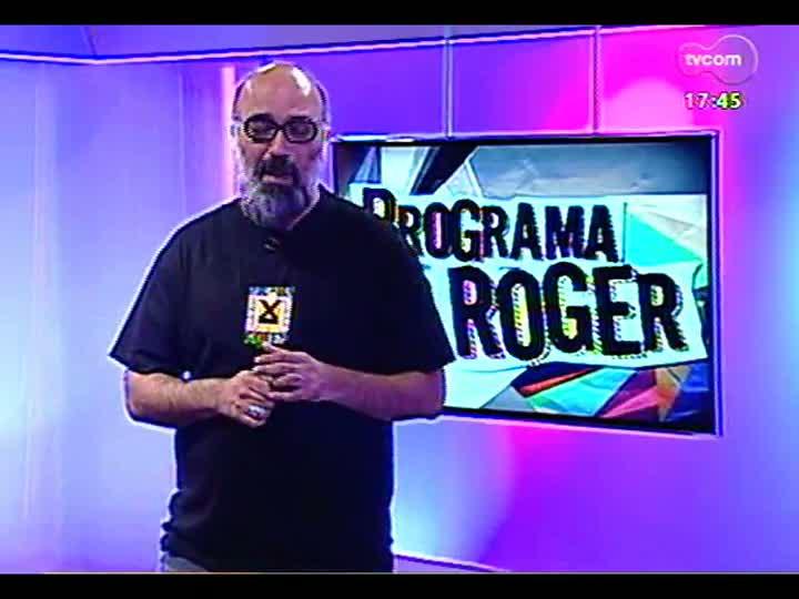 Programa do Roger - A volta da Ultramen e a dupla Maurício Marques e Carlitos Magallanes toca tango